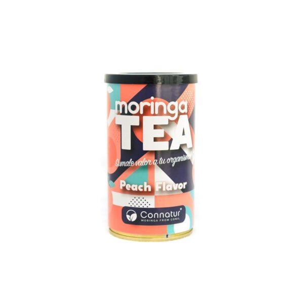 Moringa Tea Peach 12 piramides Connatur