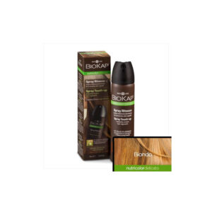 SPRAY TOUCH-UP CASTAÑO RUBIO 75 ML.BIOKAP