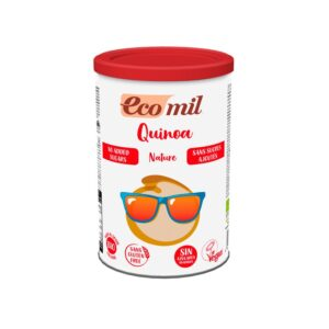 Bebida de quinoa en polvo Bio 400g Ecomil