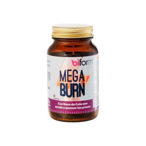 Biform Mega Burn 60 capsulas Dietisa