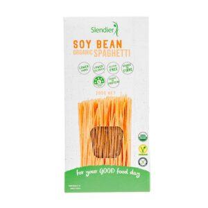 Espaguetis de Soja sin gluten Bio 200g Slendier