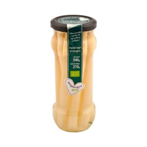 Esparragos blancos 6-12 frutos Bio 340ml Emperatriz