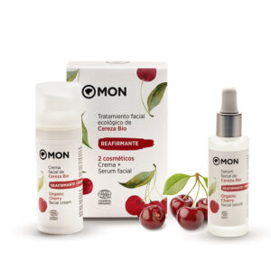 Pack Crema de Cereza + Serum de Cereza facial bio Mon Deconatur