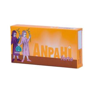 Anpahi Forte Drenador Hepatico 20 ampollas Equisalud