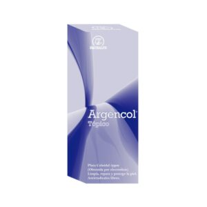 Argencol Topico 100ml Equisalud