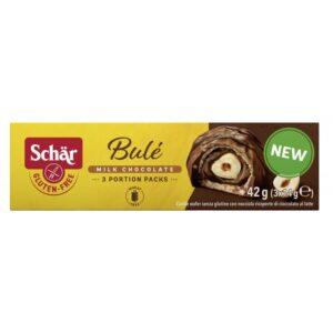 Bule bombon chocolate con leche (3x14g) Schar