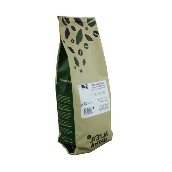 Cafe soluble liofilizado bio 500g alternativa 3
