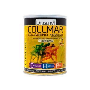 Collmar Colageno Marino Magnesio Curcuma Sabor Limon 300g Drasanvi