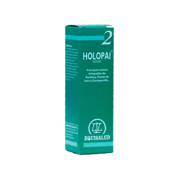Holopai 2 (Depurativo General) 31ml Equisalud
