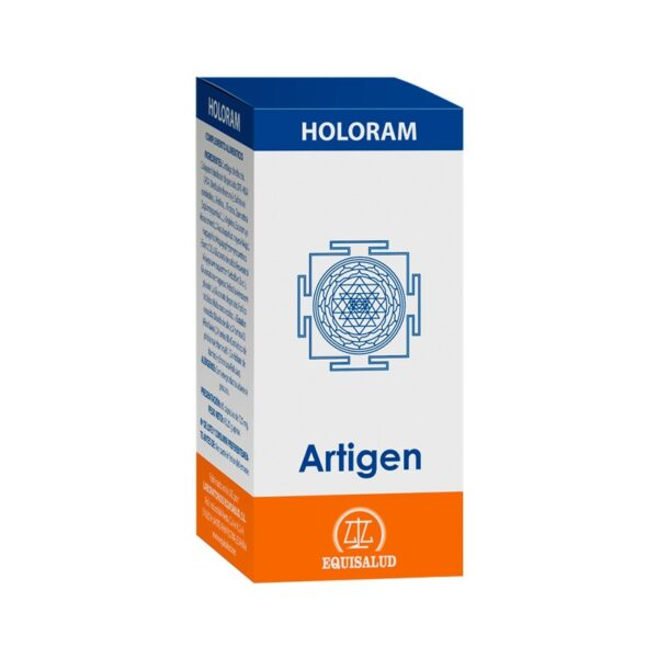 Holoram Artigen 60 capsulas Equisalud