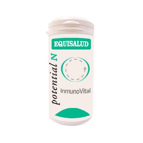 Inmunovital 60 capsulas Equisalud