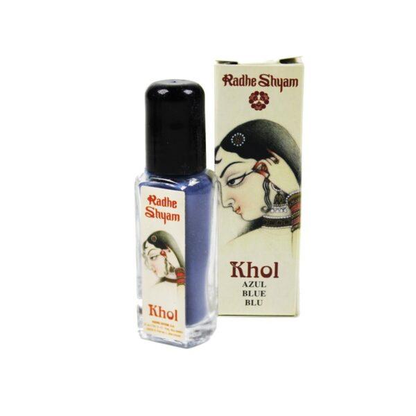 Khol azul polvo 4g Radhe Shyam