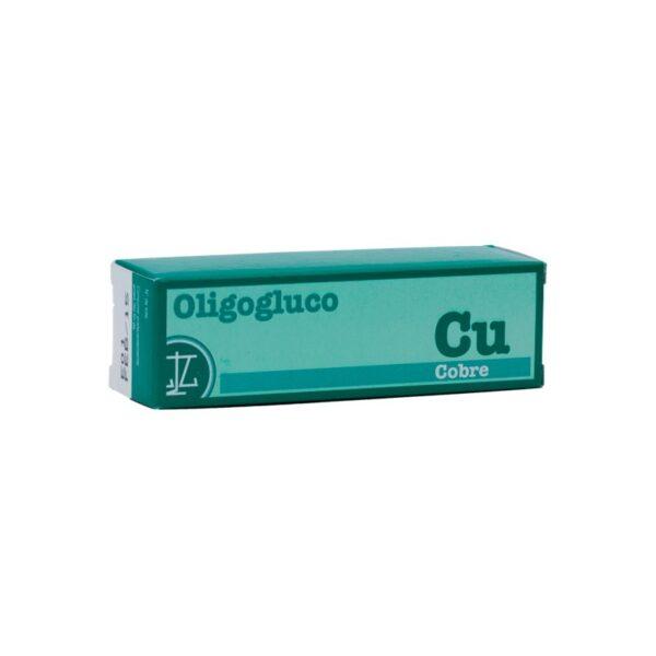 Oligogluco Cu (Cobre) 30ml Equisalud