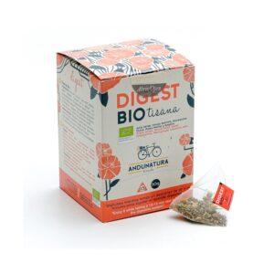 Tisana Digest Bio 15x2g Andunatura