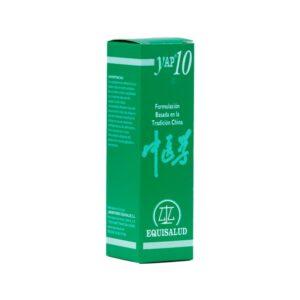 YAP 10 estancamiento de Qi de higado 31ml Equisalud