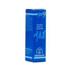 YAP 9 (Vacio de Yin Higado-Riñon) 31ml Equisalud