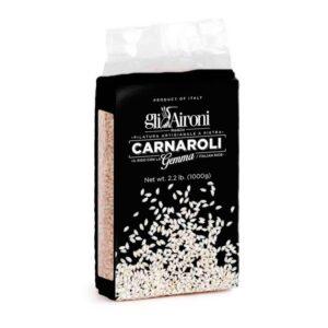 Arroz Carnaroli para risotto 1kg Gli Aironi