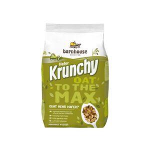 Muesli Krunchy Avena crujiente (oat to the Max) bio 500g Barnhouse