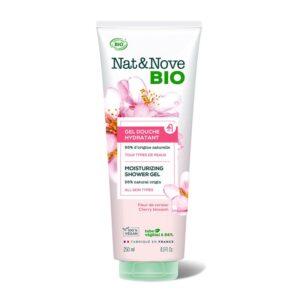 Gel de ducha Hidratante Bio 250ml Nat&Nove