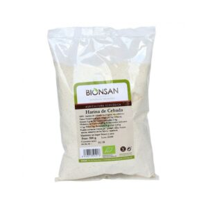 Harina de cebada bio 500g Bionsan