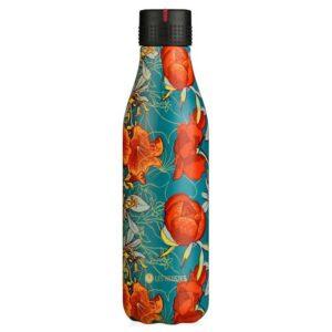 Botella Termo Inox Peonies 750ml Les Artistes Paris