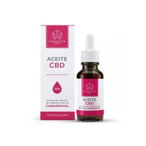 Aceite CBD Cannabidol 10% 30ml Cannactiva