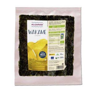 Alga Wakame Bio 1kg Algamar