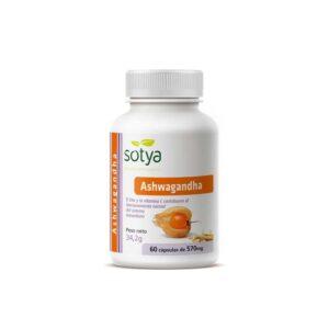 Ashwagandha 570mg 60 capsulas Sotya