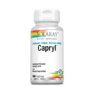 Capryl™ Acido caprilico 100vcaps Solaray