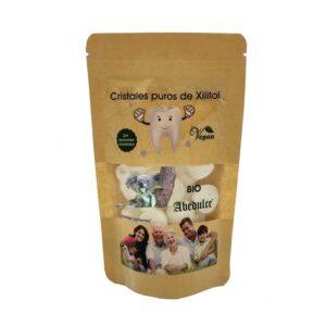 Caramelos de xilitol sabor Eucalipto bio 40x3.8g Abedulce