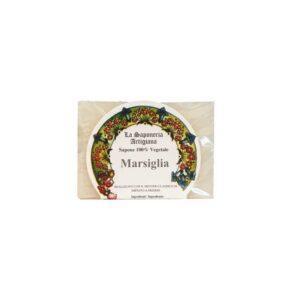 Jabon de marsella 100g La saponeria artigiana
