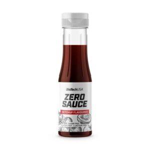 Salsa ketchup Zero 350ml BiotechUSA
